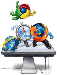 Google Chrome Joins Browser Wars