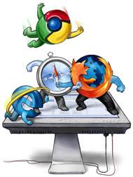Google Chrome Joins Browser Wars